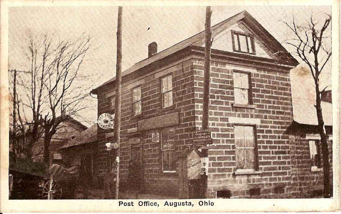 Kinsey Home and Post Office
