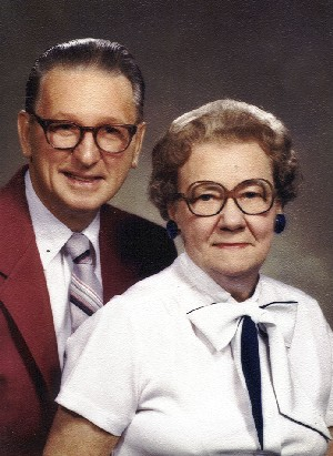 Paul and Pauline Brown