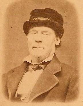 Thomas J. Kinsey - 1880