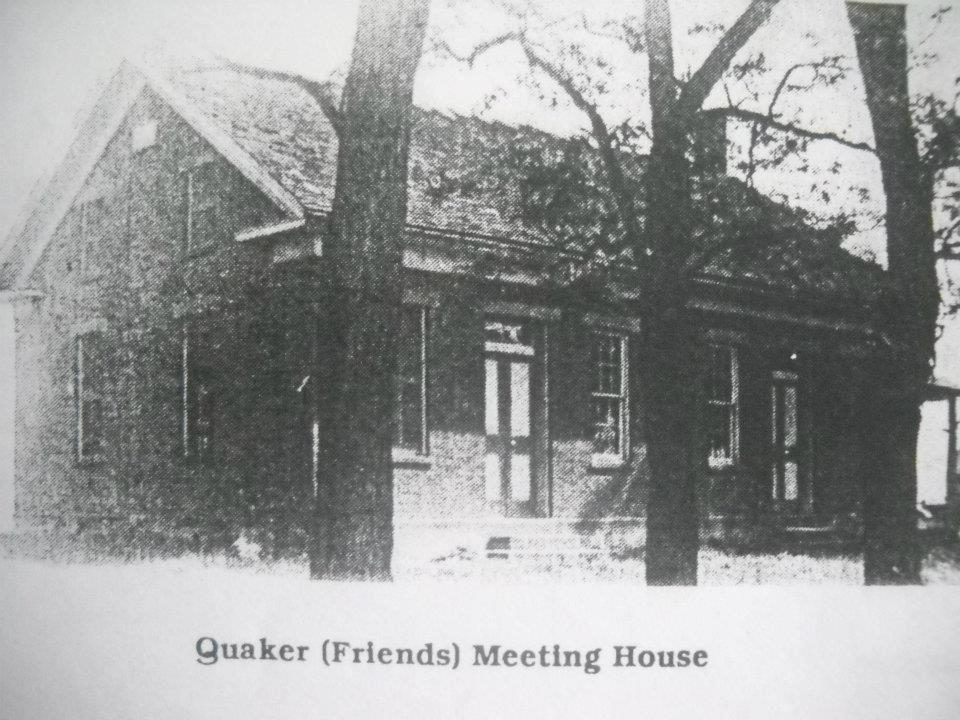 Quaker (Friends) Meeting House