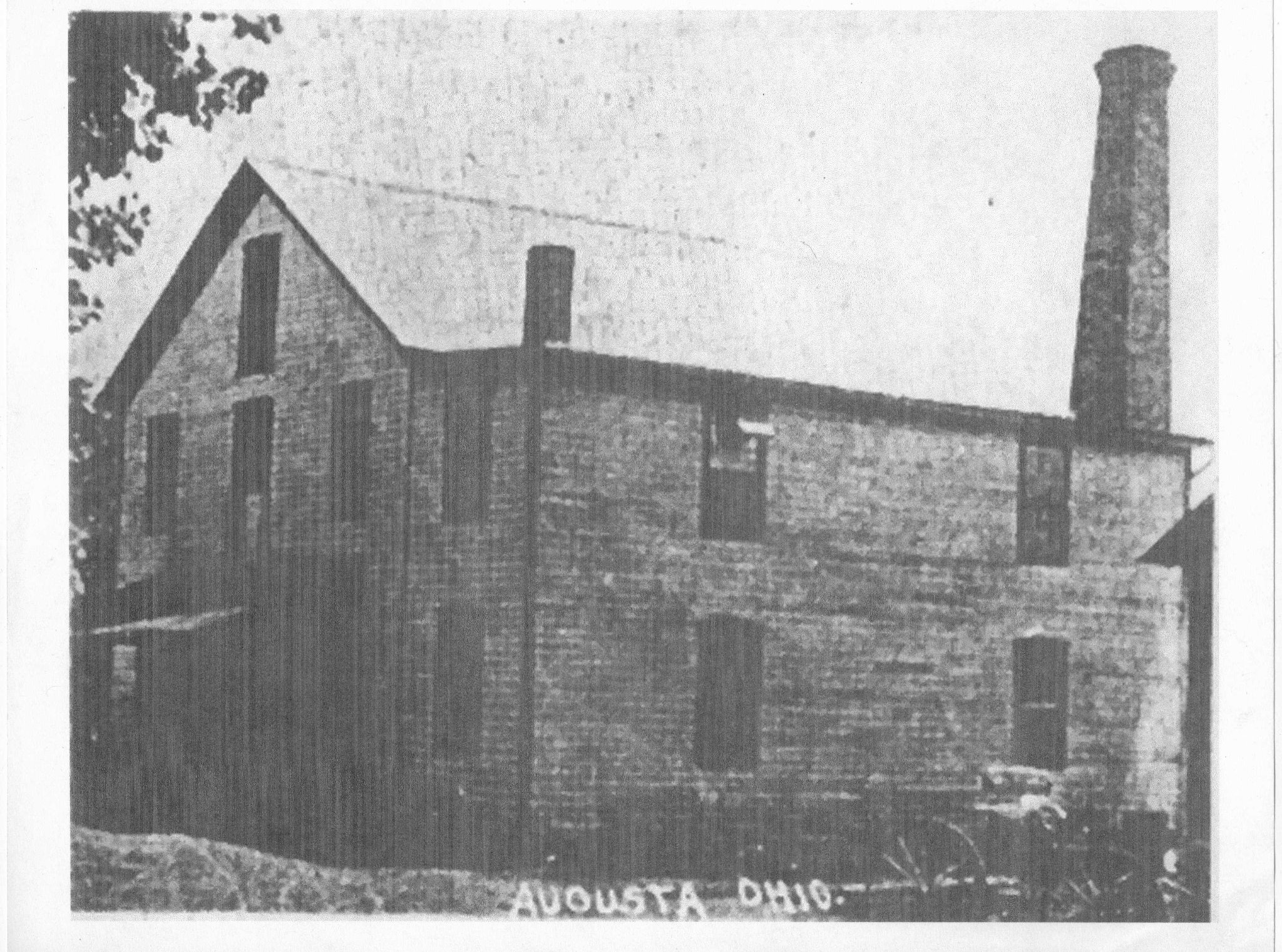 The Augusta Mill