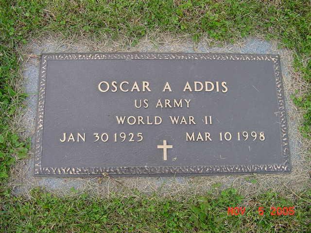 Oscar Allen Addis