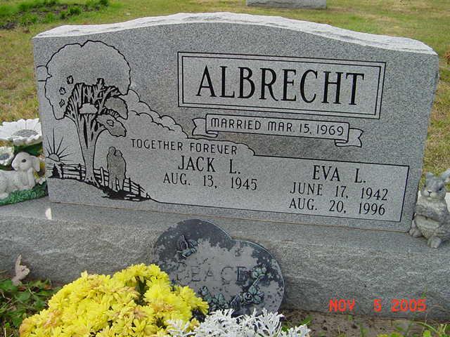 Eva L. Albrecht