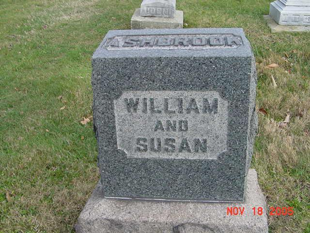 William and Susan Ashbrook