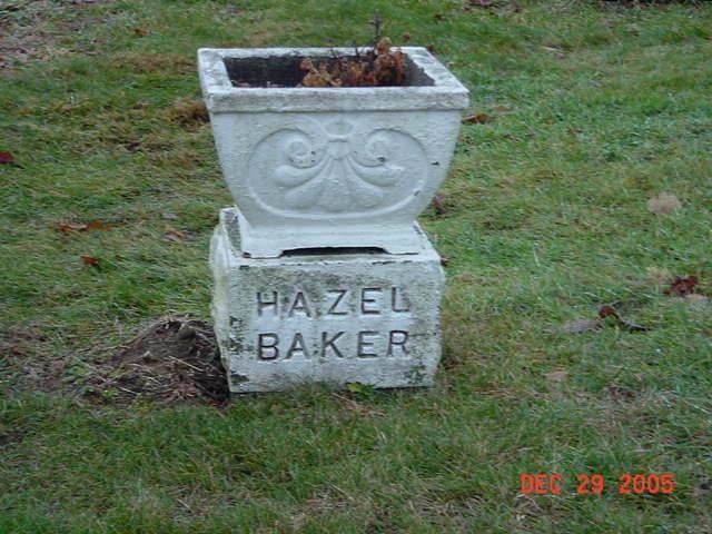 Hazel Baughman Baker