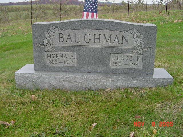 Jesse Baughman