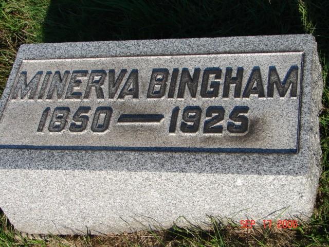 Minerva Bingham