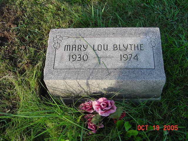 Mary Lou Blythe