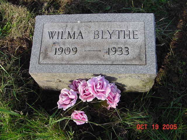 Wilma Blythe