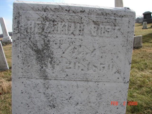 Hezekiah Bost