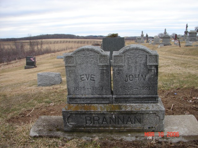 John and Eve Brannan