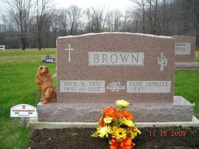 Paul Bennett Brown