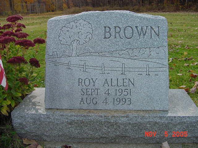 Roy Allen Brown