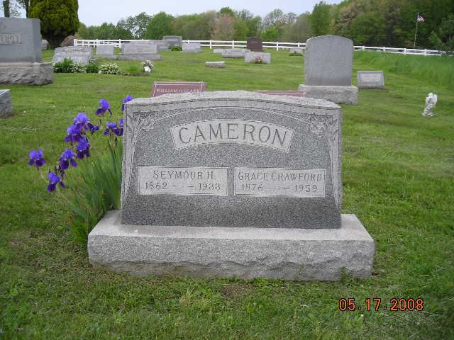 Seymour and Grace Cameron