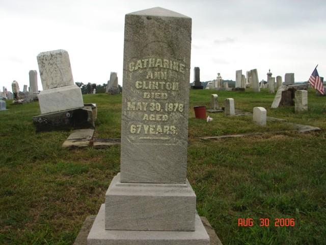 Catharine Ann Clinton