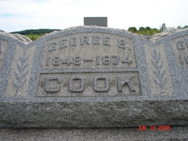 George B. Cook