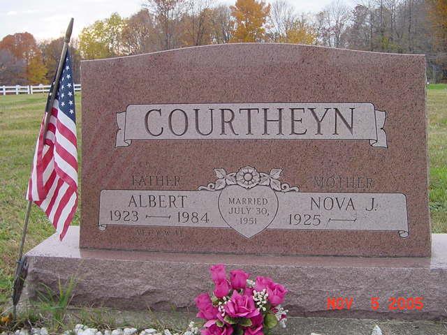 Albert Courtheyn