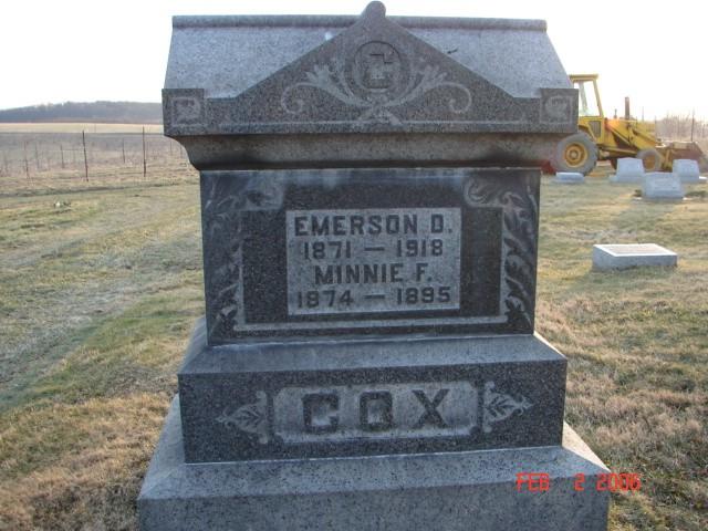 Emerson Cox