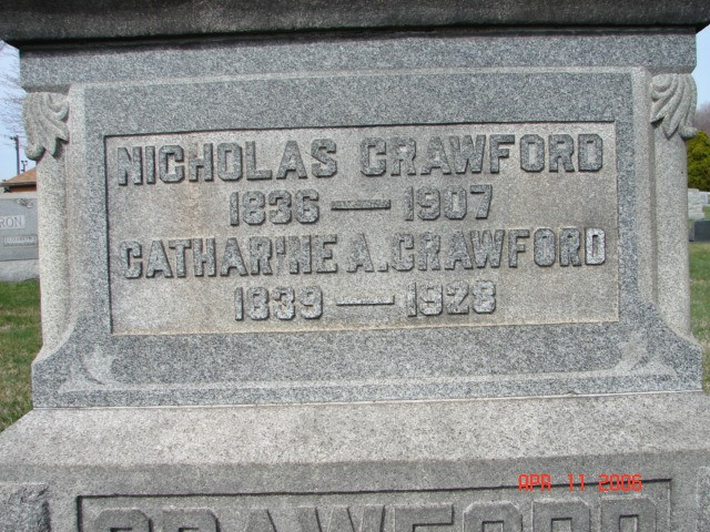 Catharine Crawford