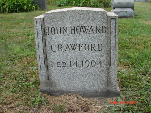John Howard Crawford