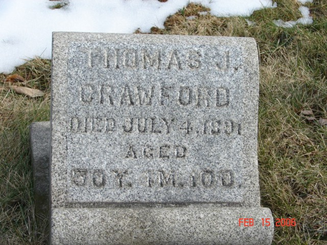 Thomas J. Crawford