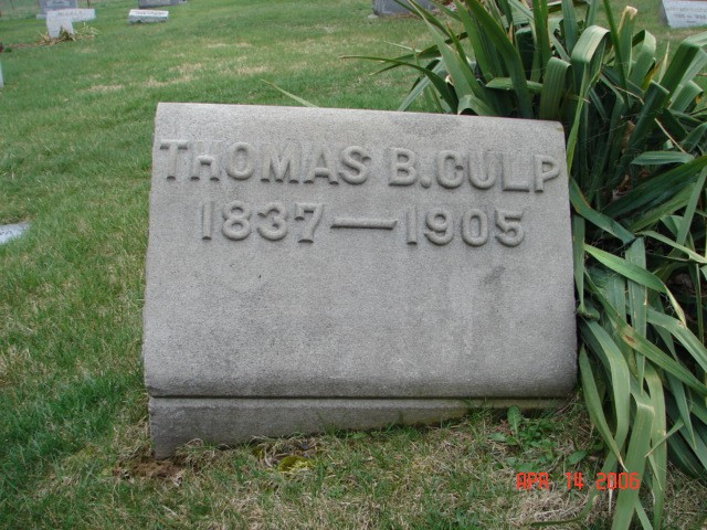 Thomas B. Culp
