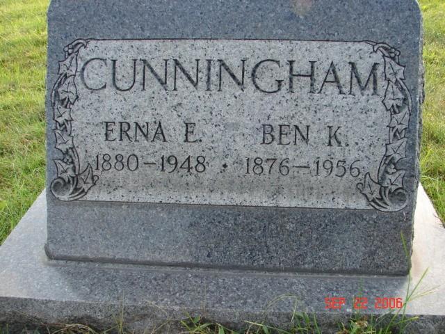 Benjamin K. Cunningham