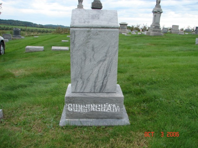 Edgar and Chester Cunningham