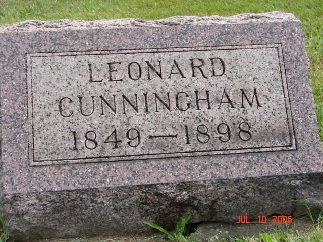 Leonard Cunningham