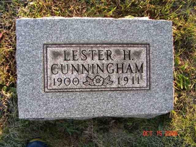 Lester Cunningham