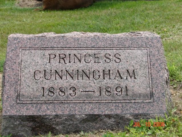 Princess Cunningham