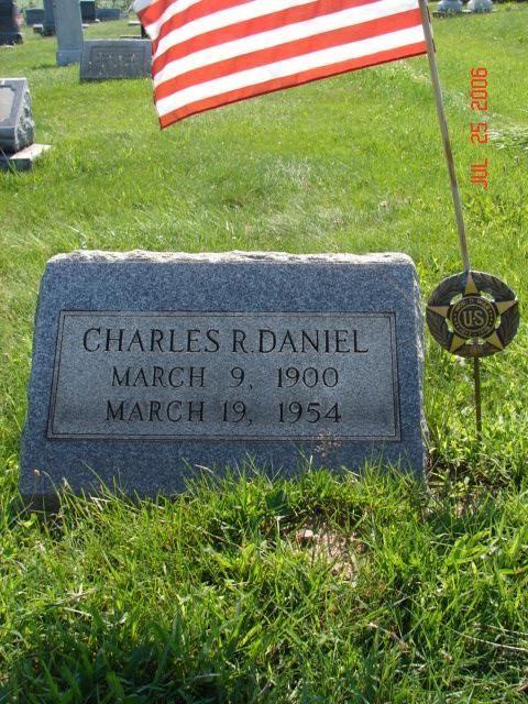 Charles R. Daniel