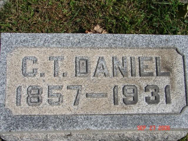 Charles T. Daniel