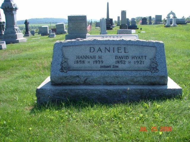 David and Hannah Daniel