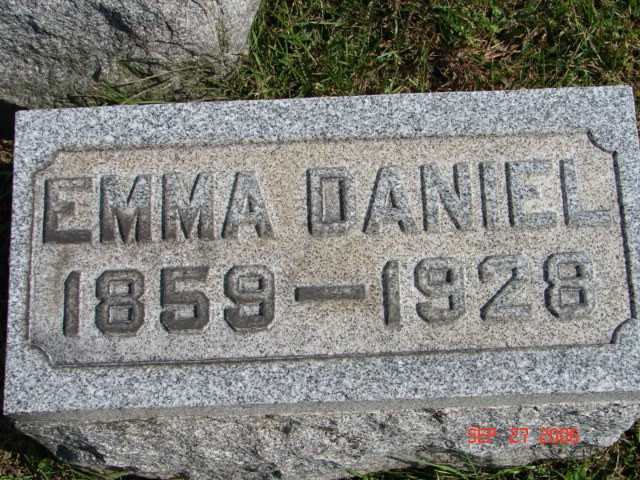 Emma Cameron Daniel