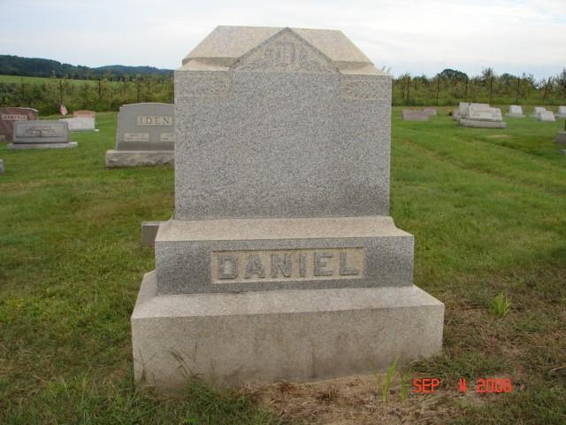 John and Jennie Daniel