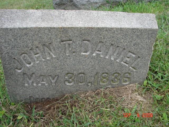 John T. Daniel