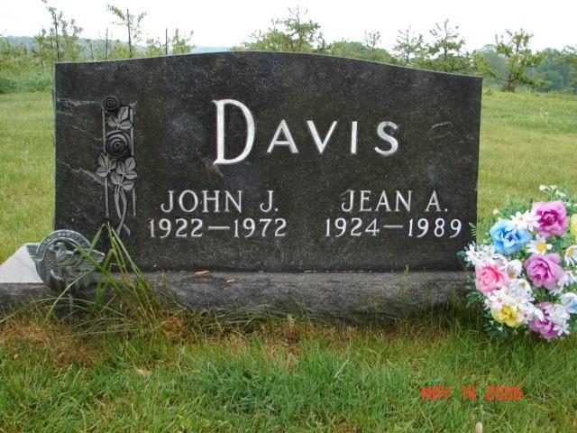 John J. and Jean Davis