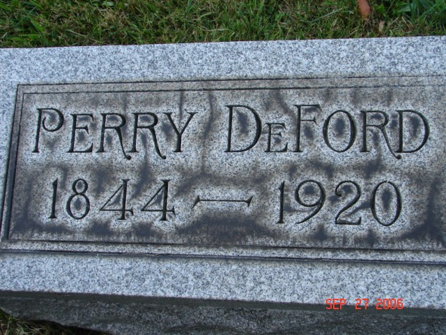Perry DeFord