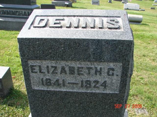 Elizabeth Dennis