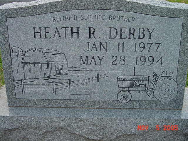 Heath Derby