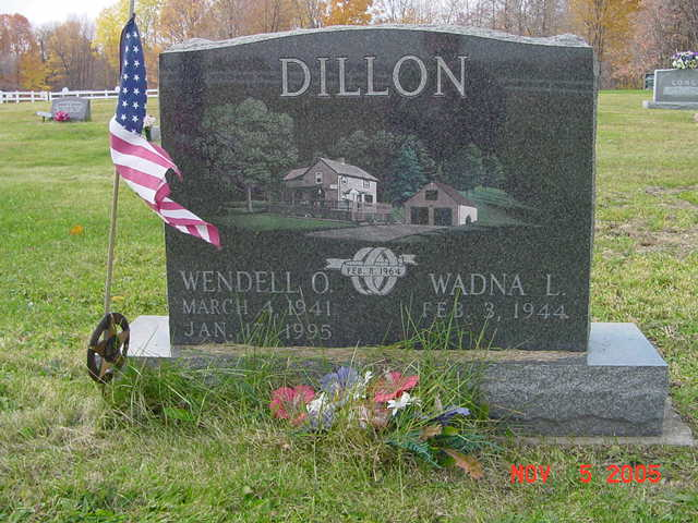 Wendell and Wadna Dillon