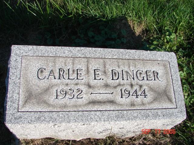 Carle E. Dinger