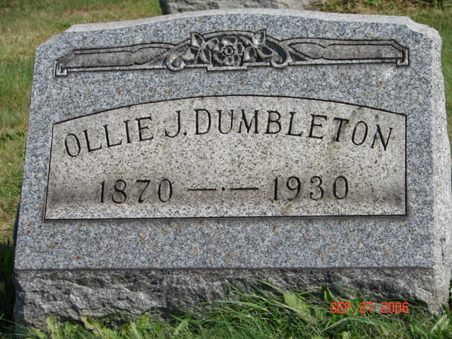 Ollie J. Dumbleton