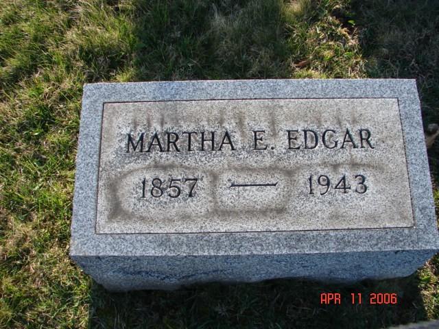 Martha Edgar