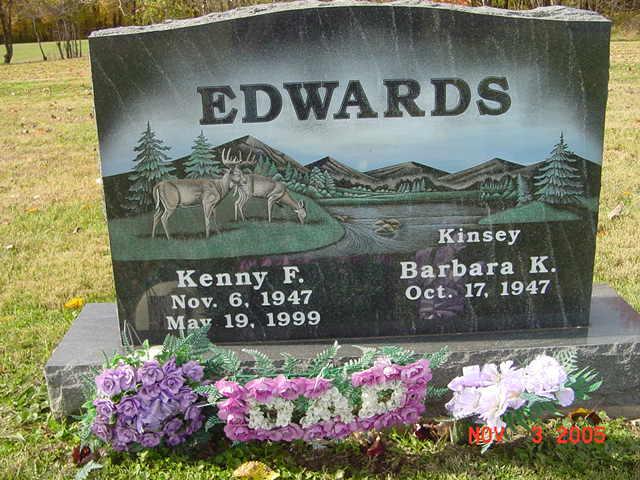 Kenny F. Edwards