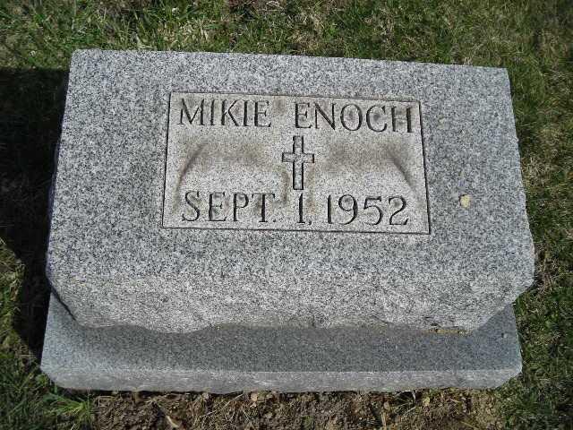 Mikie Enoch