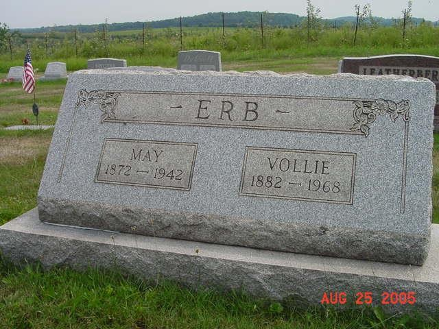 Vollie and May Erb