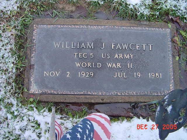 William J. Fawcett
