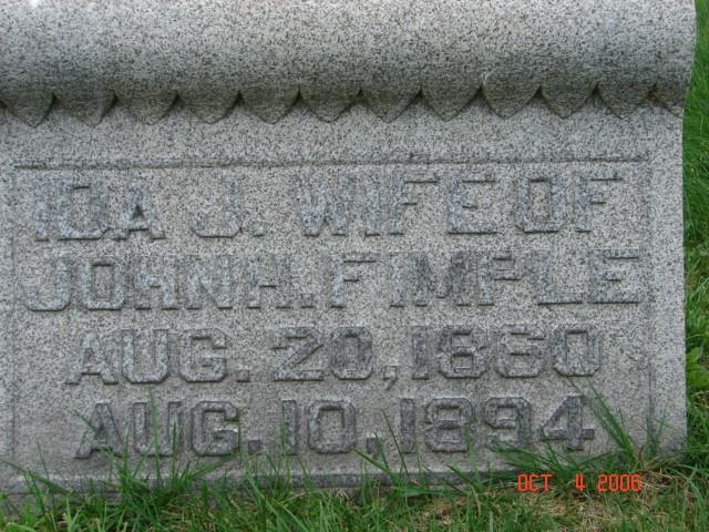 Ida Jane Fimple